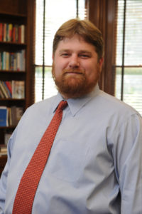 Weber in 2010 in Ventress Hall at the University of Mississippi.