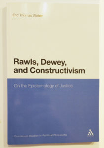 Cover of 'Rawls, Dewey, and Constructivism.'