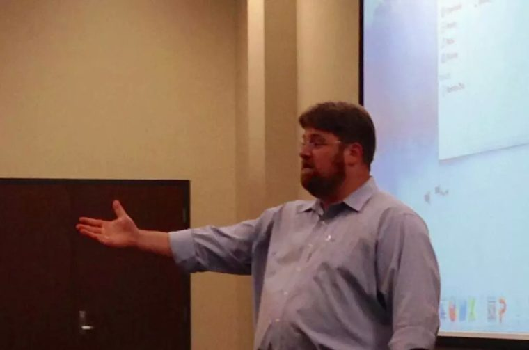 Photo from 2015 graduate instructor training at the University of Mississippi.