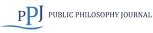 Logo of the Public Philosophy Journal.