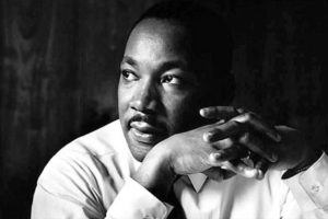 Photo of MLK, Jr.
