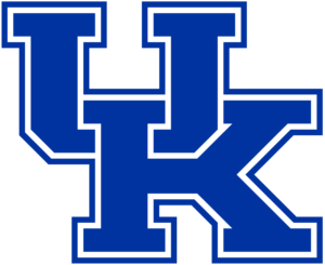 Logo of the University of Kentucky.